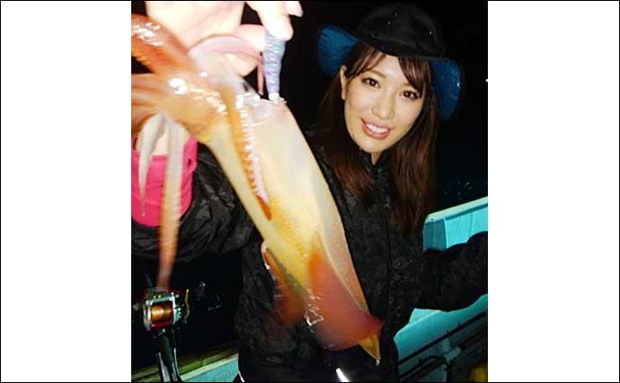 【玄界灘・響灘】夜焚きイカ釣り最新釣果 型&数共に狙える好機到来
