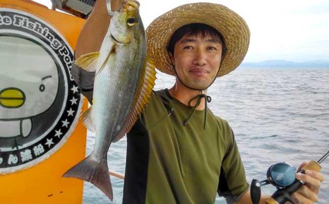 【三重・福井】オフショアルアー最新釣果 ハマチ連発に52cmテラアジ登場