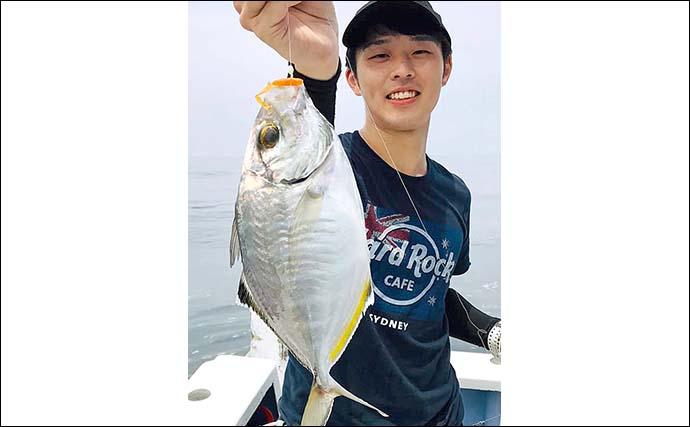 多魚種狙える『五目バチコン』ゲームが流行の予感【静岡・御前崎】