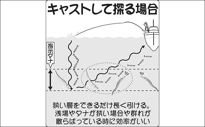 【2020】東京湾ルアータチウオ入門 タックルから釣り方まで