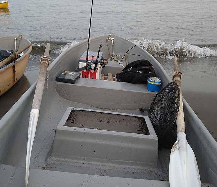 手こぎボート釣りのクーラーボックス選び方5選 最適なサイズとは?