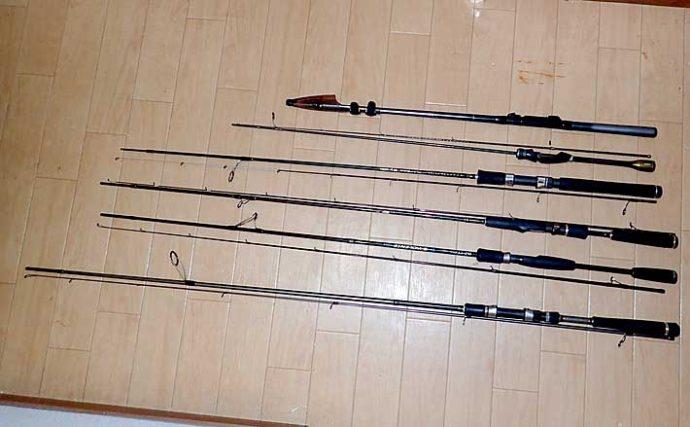 手軽で簡単な『チョイ投げ』釣りを始めよう 流用できるロッド6選を紹介