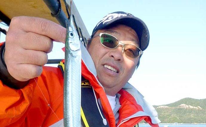 釣りに『偏光サングラス』が必要な理由 ギラ付き防止だけじゃない?