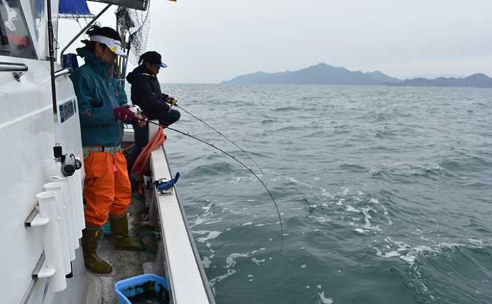 初めての釣りは「船釣り」で決まり:予約完了~釣行当日編 体調は万全に