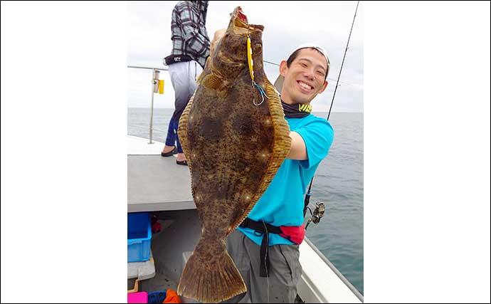 【福井】沖釣り最新釣果 タイラバ&SLJで83cmモンスターマダイ