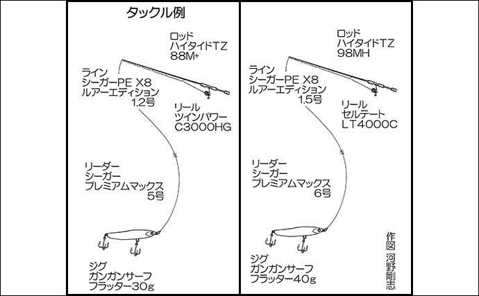 【九州2020】サーフゲーム入門 タックル・ポイント選定・釣り方