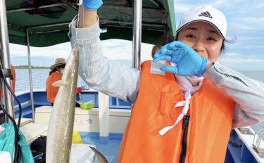 【愛知・三重】沖釣り最新釣果 天然ウナギ乗合船で81cm頭に船中16匹