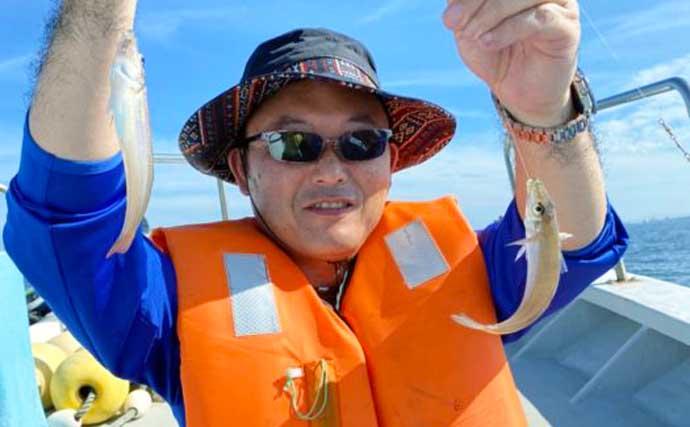【愛知】沖釣り最新釣果 仕立て船で62cm頭にイシダイ26匹