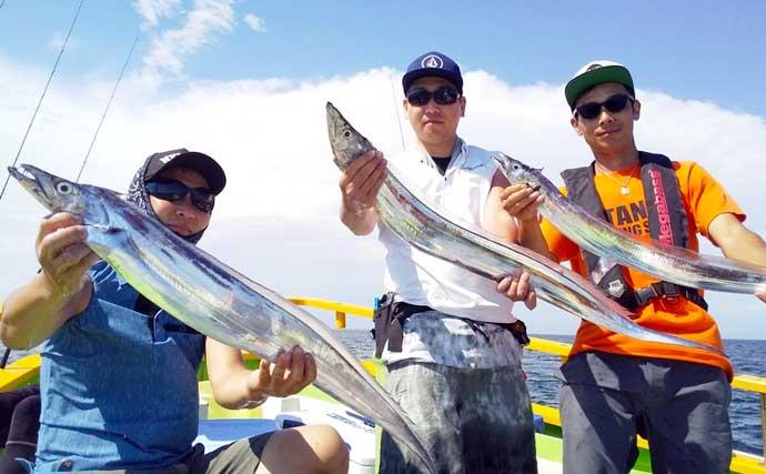 【東京湾2020】ジギングタチウオゲーム入門 タックルから釣り方まで