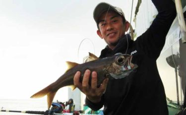 【愛知・三重】沖釣り最新釣果 クロムツ&オニカサゴリレーが好調
