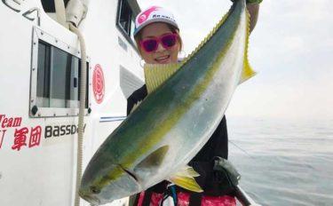 【愛知・三重】沖のルアーフィッシング最新釣果 ジギングで青物絶好調