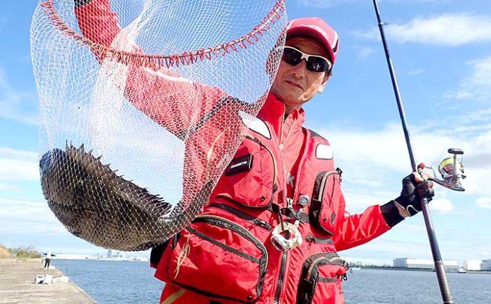 フカセ釣りに使用される『道糸とハリス』の役割 号数選びの基準とは?