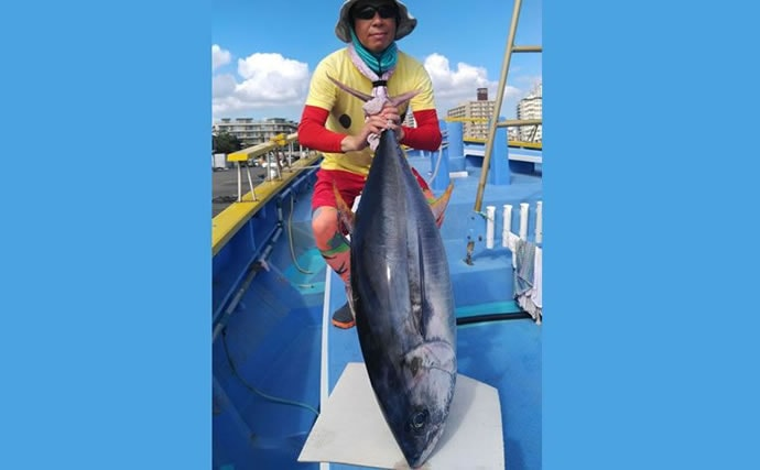 200826_島きち丸キハダ