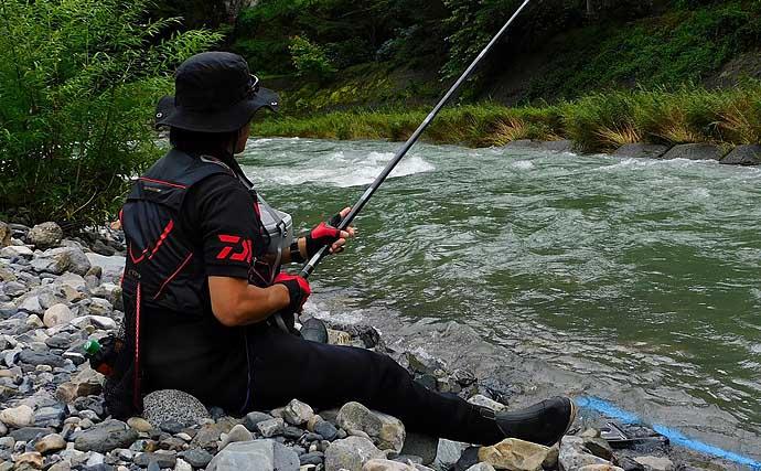【関東2020夏】オススメ川遊びポイント:丹波川 釣りもレジャーも堪能