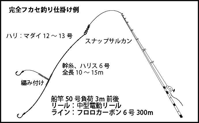 【関西2020夏】船からの大物狙いに最適な『完全フカセ釣り』入門