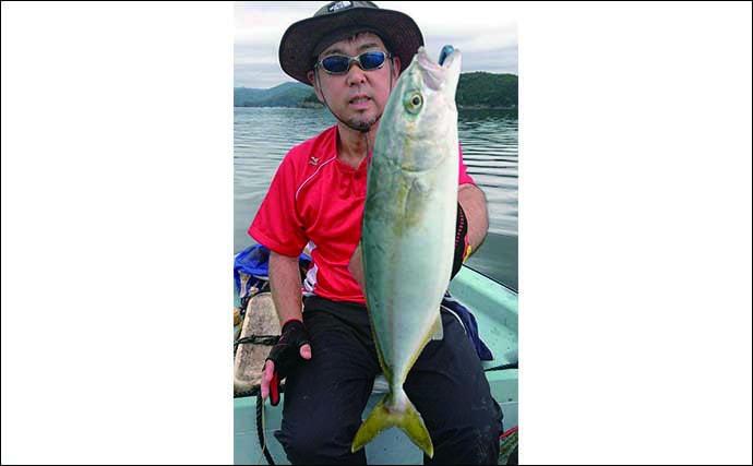 ボートで夏の五目釣り 多様な釣り方で釣果も多彩【三重・宿浦】
