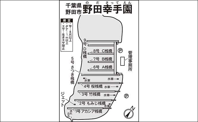 伊藤さとしのプライムフィッシング【より良型を狙えるペレ宙:第1回】