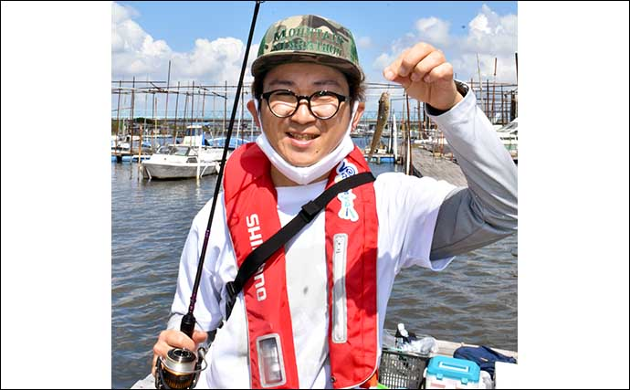 都内近郊でハゼ釣り エサ&ハゼクラの面白さ再発見【江戸川放水路】