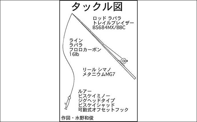 夜のボートロックゲームで40cm超クロソイ連発【愛知・名古屋港】
