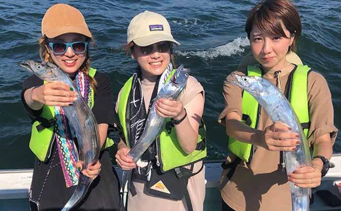 週末ナニ釣れた?:沖釣り釣果速報 カツオ爆釣中【東京湾・相模湾】