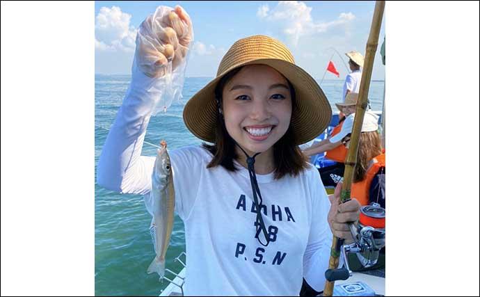 【愛知】沖釣り最新釣果情報 60cm級含みでイシダイ33尾と絶好調