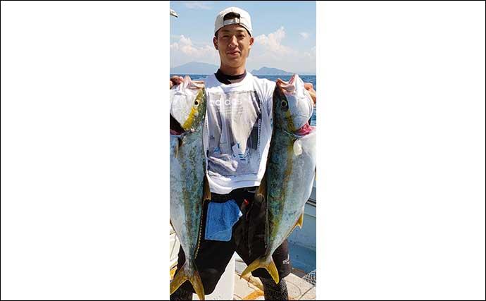【玄界灘】沖のエサ釣り最新釣果情報 五目釣り・落とし込み釣りが好機