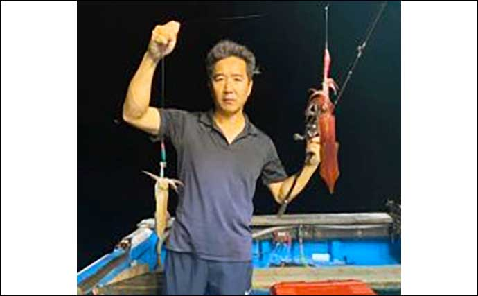 【福井】沖のルアー釣り最新釣果 ジギングでヒラマサにイカメタルも好調