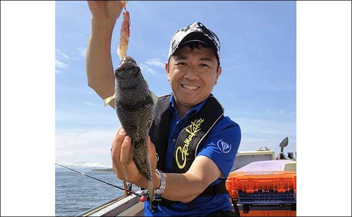 【関東2020】船フグ釣り入門 代表3エリアのタックル・仕掛け・釣り方