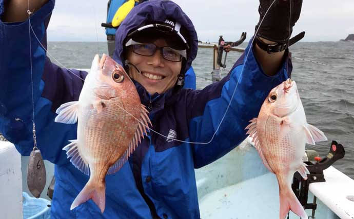 【東海2020】高級魚が手軽に狙える『ウタセ五目』 入門好機到来