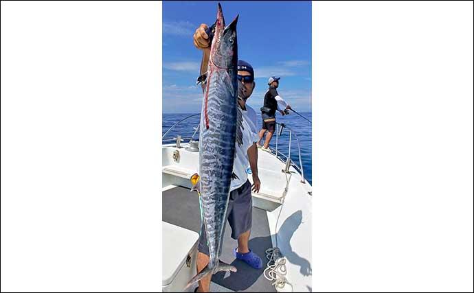 【愛知】沖釣り最新釣果 『ウタセマダイ』で50cm級頭に本命50匹