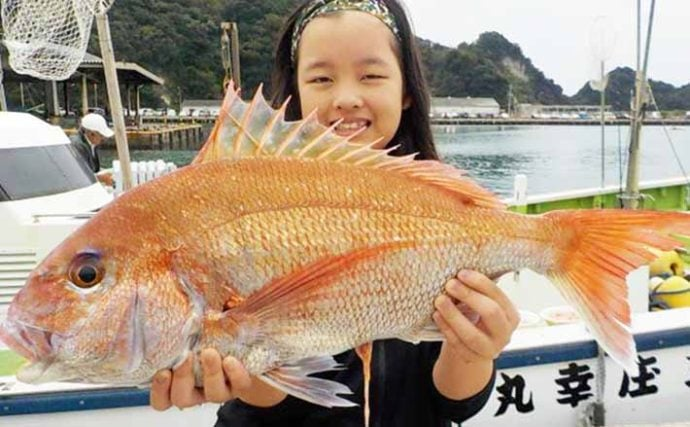 今週はナニ釣れた? 『秋マダイ』の数釣りが狙い目【関東近郊】