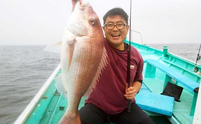 伝統釣法『シャクリマダイ』釣りの基本 シンプルながら奥深さが魅力