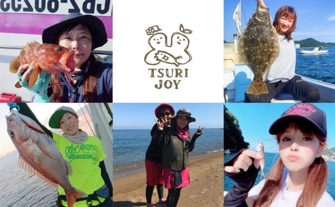 釣りする女性がキラリ!Instagram『#tsurijoy』ピックアップ vol.118