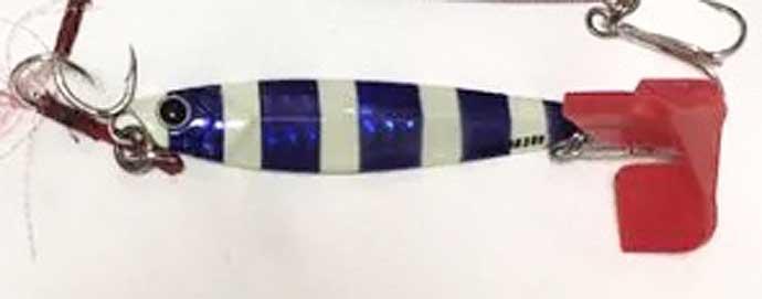 タチウオゲームにおける『ルアーカラー』考察 銀色が紫色に見える?