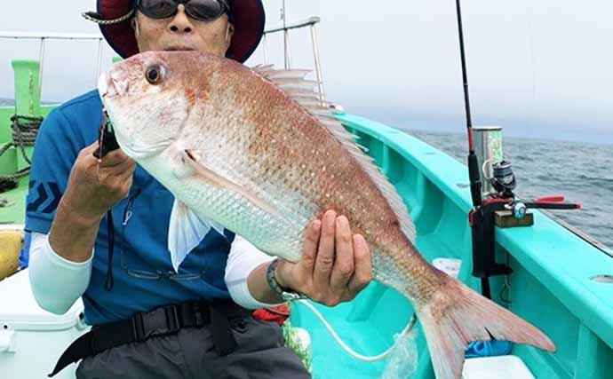 9月17日はナニ釣れた? 高級魚オニカサゴが狙い目【関東】