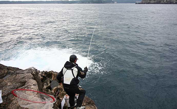 磯フカセ釣りでの『サラシ』攻略法 「ウソのサラシ」の見分け方とは?