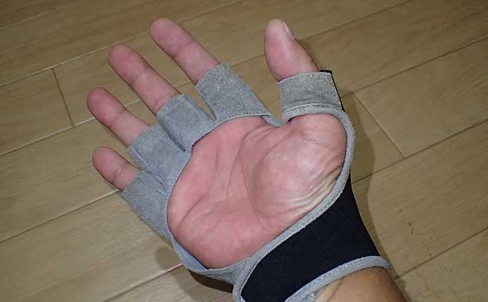 釣り用手袋『フィッシンググローブ』のメリット4選 寒いからではない?