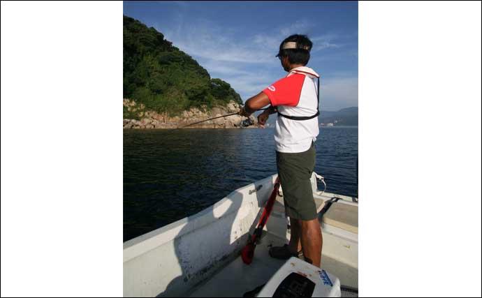 ボートエギングで覚えておきたい基本の「シャクリ」パターン3選
