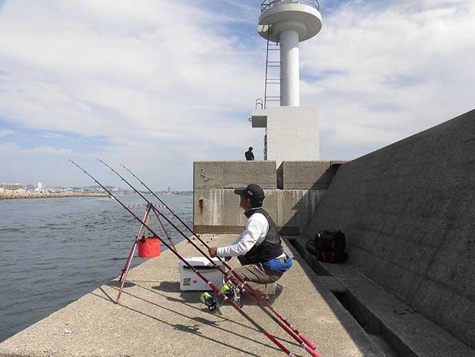 都市近郊の好投げ釣り場:明石・新浜 秋の早場カレイに定評【兵庫】