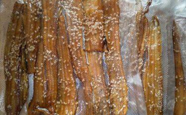 【釣果レシピ】タチウオのみりん干し たくさん釣れた時の保存にも便利