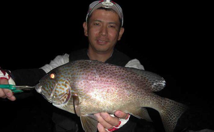 【南紀2020秋】夜の磯フカセ釣りのススメ モンスター級の大物を狙おう