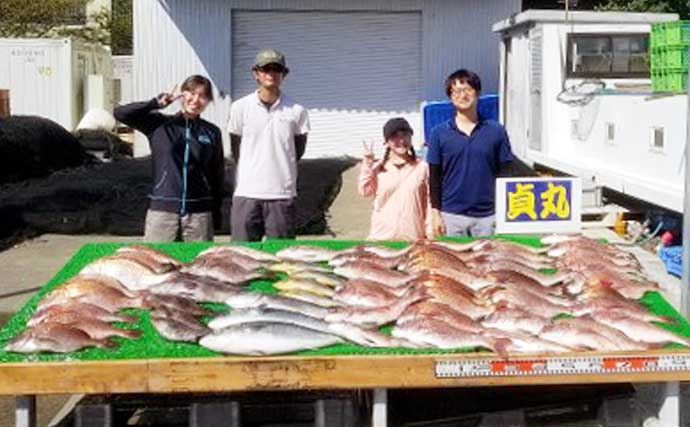 【愛知・三重】海上釣り堀最新釣果 子供連れでも青物&マダイ数釣り達成