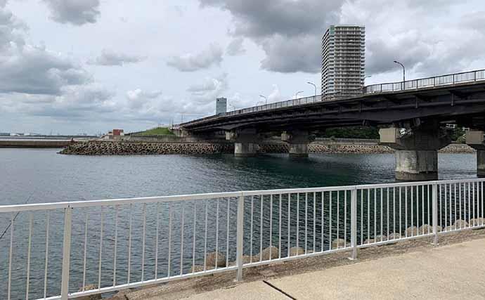 関東オススメ海釣り場:検見川の浜 設備充実で家族連れにも安心【千葉】