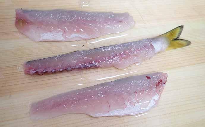 【釣果レシピ】カマスの磯辺風フライ サクサク食べれて大漁時にオススメ