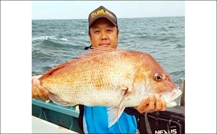 【愛知】沖釣り最新釣果 ウタセ五目で『サンバソウ』にフグの数釣りも