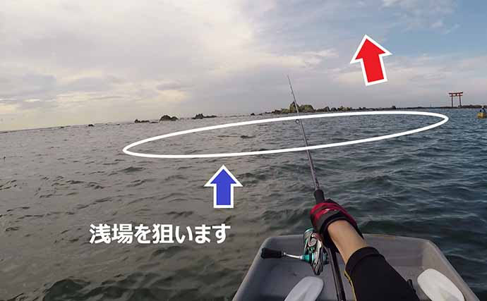 【葉山エリア2020秋】手こぎボートエギング攻略法5選 キモは場所選び?