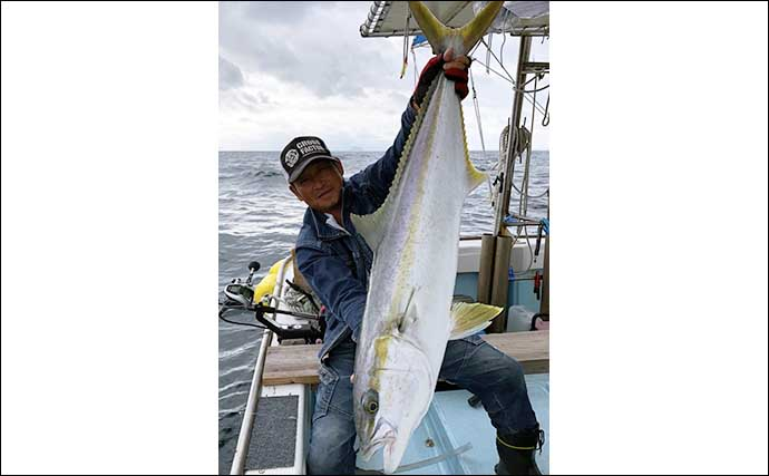 【福岡・響灘】落とし込み釣り最新釣果 10kg超え含み良型ヒラマサ乱舞