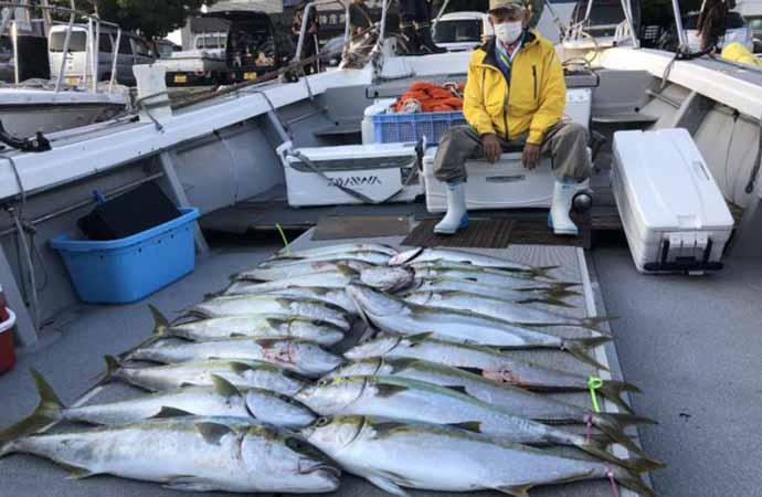 【玄界灘】落とし込み釣り最新釣果 ヒラマサ&ブリが各地で絶好調