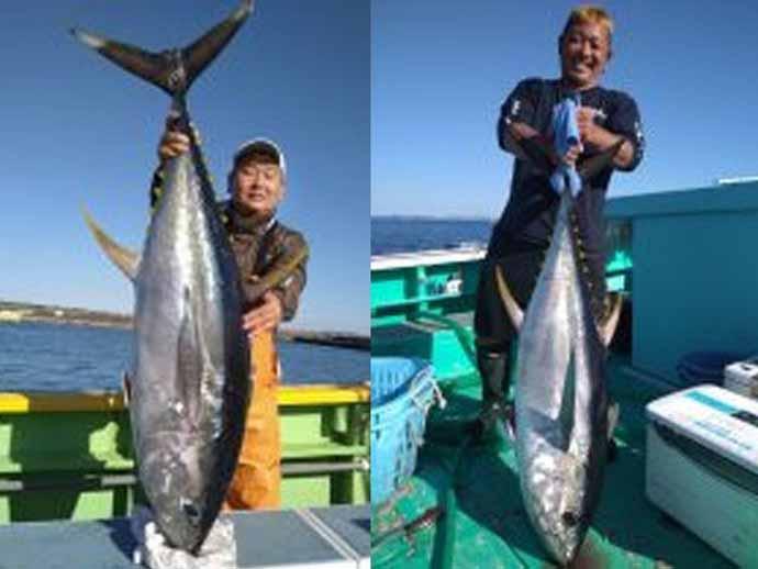 週末ナニ釣れた?:落とし込み釣りでイナダが高活性【神奈川・静岡】