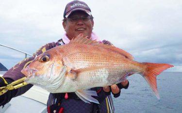 『落とし込み釣り』が秋の本格期突入 青物以外の大型魚も続々【愛媛】